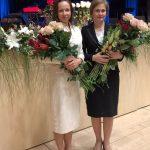 Awards for Ineta Ziemele, Daiga Rezevska and Laila Jurcēna