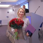 Constitutional Court Judge Daiga Rezevska receives II degree award of the Judicial System
