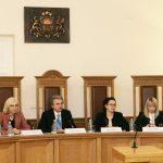 """Satversmes tiesas konference """"Lietas ierosināšana Satversmes tiesā: aktuāli Satversmes tiesas procesa jautājumi"""""""