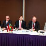 """Satversmes tiesas konference """"Pamattiesību ierobežojumi demokrātiskā valstī"""""""