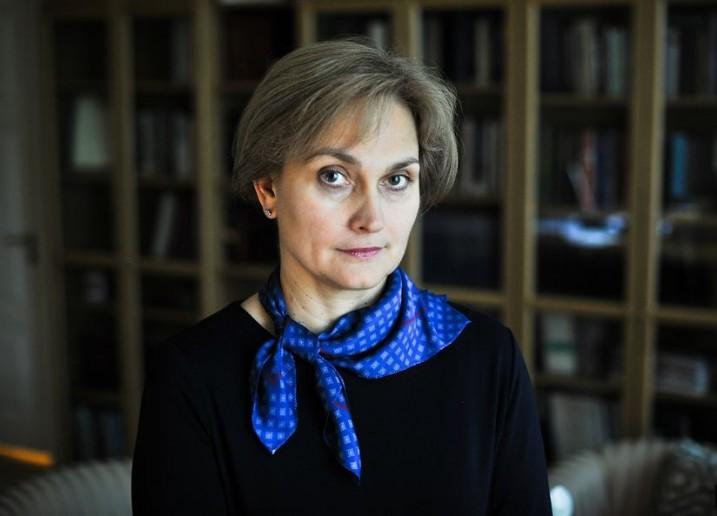 Satversmes tiesas priekšsēdētāja Ineta Ziemele. Foto: Kristaps Kalns