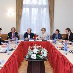 Satversmes tiesas, Čehijas Konstitucionālās tiesas un Beļģijas Konstitucionālās tiesas trīspusējā tikšanās