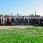 """Konference """"Konstitucionālo tiesu loma globalizētajā pasaulē 21. gadsimtā"""""""