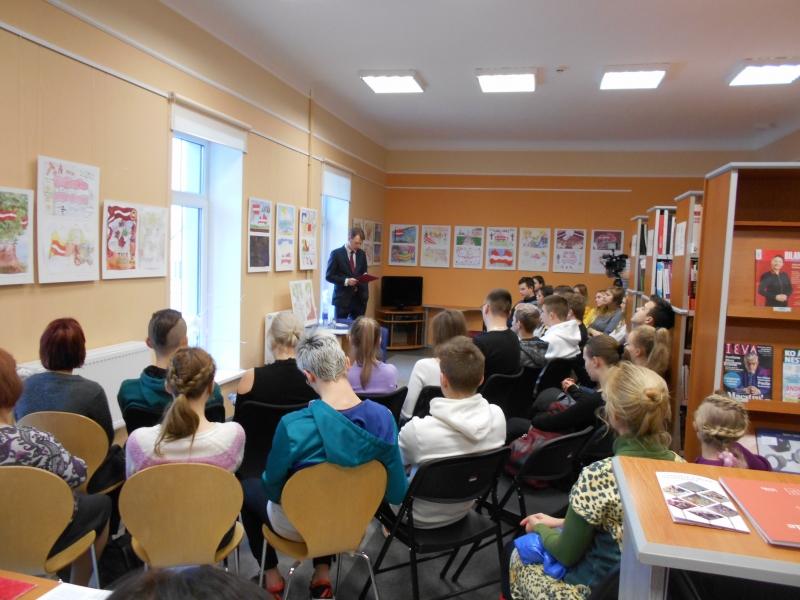 Foto: Jēkabpils Galvenā bibliotēka.