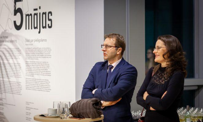 Sarunas par Latviju – Satversme. Vispārcilvēciskās un kristīgās vērtības. (31.10.2019) Foto: Kristiāns Luahers.