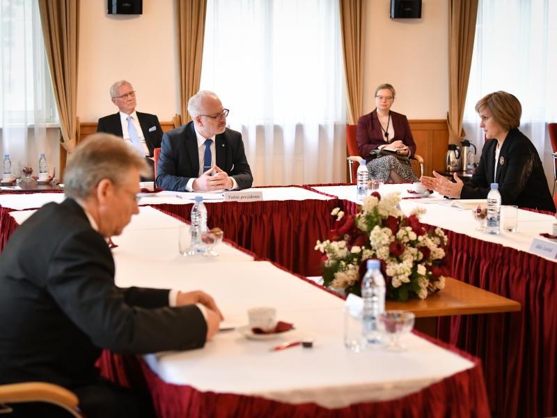 Foto: Ilmārs Znotiņš, Valsts prezidenta kanceleja.